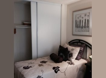 Male Christian wanted for 2 bedroom furnished apt