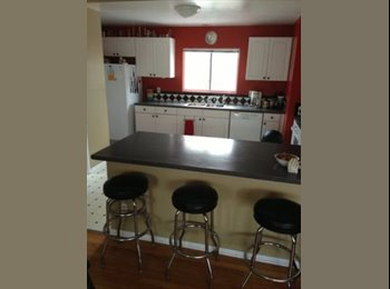 Furnished Room in Clean Home--Short Term Rental