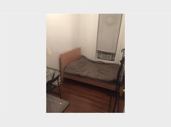 EasyRoommate US - Curtain Shared Room Loft Bed in East Harlem, East Harlem - $520 /mo