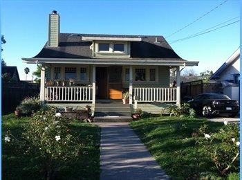 EasyRoommate US - Room in nice friendly house on Westside Santa Cruz - Santa Cruz, Monterey Bay - $950 pcm