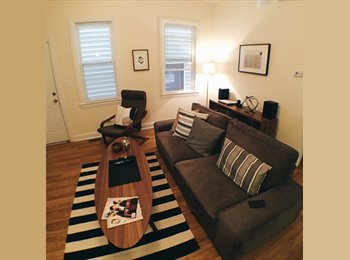 Logan Square apartment