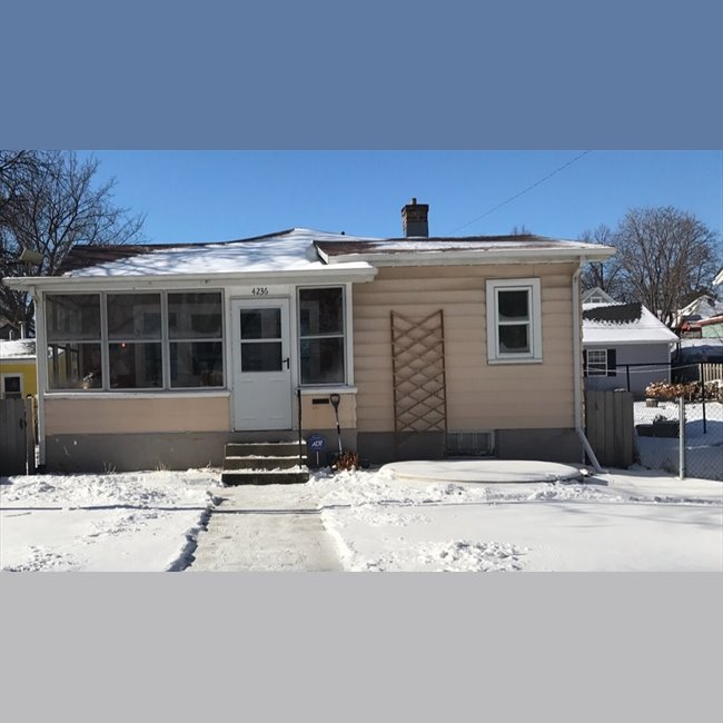 Full Basement W/ Bedroom For Rent