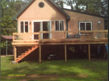 EasyRoommate US - House in woods - Rochester, Other-New Hampshire - $500 pcm