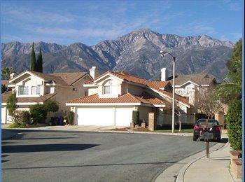 EasyRoommate US - Room for Rent  - Rancho Cucamonga, Southeast California - $600 /mo