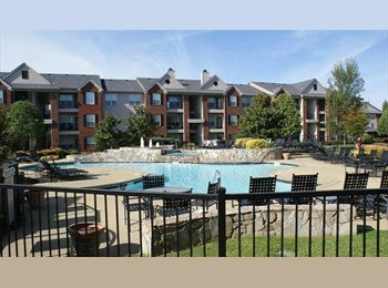 EasyRoommate US - $1265 / 2br - 1095ft2 - Temporary Sublet at Oxmoor - Frankfort, Louisville - $1,265 pcm