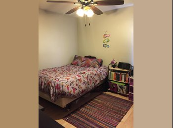 cozy single home to share with female roommate
