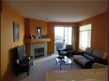 Two Bedroom Condo in San Diego's Mission Valley