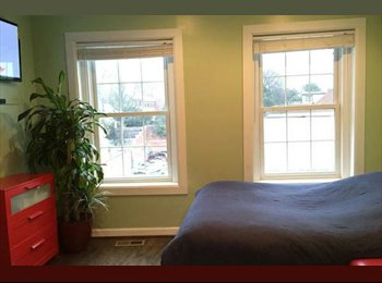 EasyRoommate US - 2 bed room 5 star Penthouse new appliances newly built  - Georgetown, Washington DC - $3,200 pcm