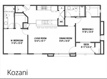 2bdr/2bath Elysian @ The District