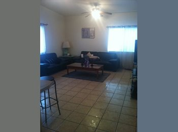 EasyRoommate US - Summer Sublet Available by U of A - Tucson, Tucson - $535 pcm