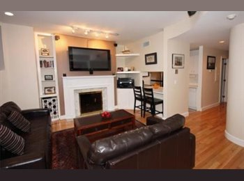 Room Available for rent in furnished Apartment