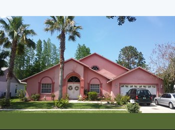 2 Rooms for Rent in Carrollwood/Citrus Park Home