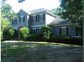 EasyRoommate US - Room for rent nice Sandy Springs house - Sandy Springs / Dunwoody, Atlanta - $800 pcm