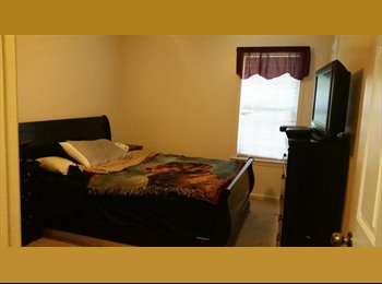 Private bedroom and bathroom for rent