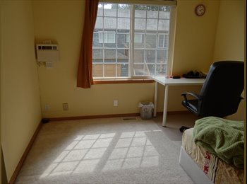 North Seattle room for rent, close to NSCC