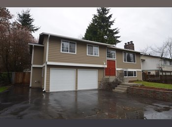 Room in Mill Creek / Bothell home