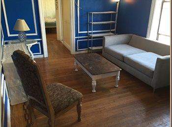 Furnished 1 bedroom for rent - no credit check