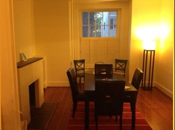 EasyRoommate US - $1250 Gorgeous Townhouse in Georgetown!! - Georgetown, Washington DC - $1,250 pcm