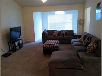 looking for roommate for immediate move in