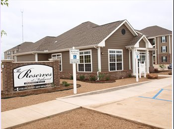 EasyRoommate US - BRAND NEW 3/2 WITH WASHER AND DRYER - Wichita Falls, Wichita Falls - $765 /mo