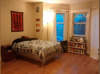 Spacious 1BR in 3BR/2BA charming town house