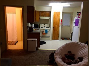2 rooms available in a 3 bedroom unit