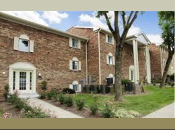 EasyRoommate US - Need a room-mate to share 2 bedroom apartment - Covington, Other-Kentucky - $575 pcm