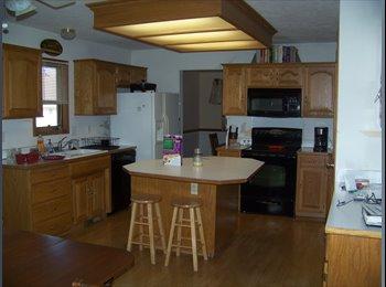 EasyRoommate US - Room in Clean, Quiet, Large Home - West Omaha, Omaha - $500 pcm