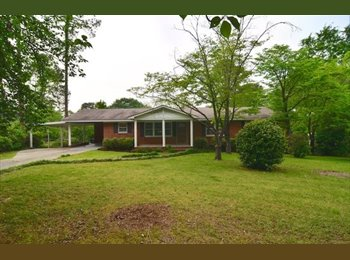 Updated 3 bedroom brick ranch style home for rent
