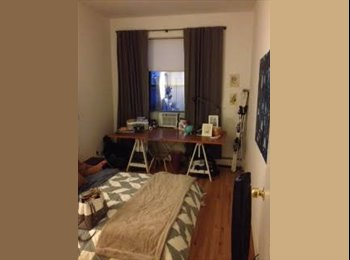 EasyRoommate US - Female seeking 2 roommates in uptown Hoboken - Hoboken, Central Jersey - $966 pcm
