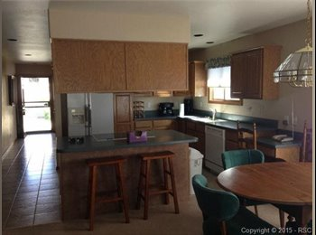 EasyRoommate US - comfortable room available for rent, Black Forest - $800 /mo
