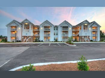 EasyRoommate US - Campus Walk Apartment Summer Lease, CCU students! - Myrtle Beach, Other-South Carolina - $655 /mo
