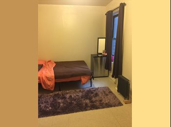 EasyRoommate US - $890 STUDIO SIZE FURNISHED ROOM - BRIGHT - Upper West Side, New York City - $890 /mo