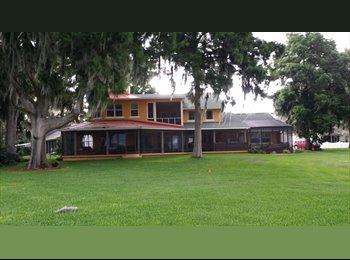 lake house to share