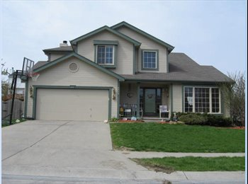 EasyRoommate US - Finished Basement For Rent-SW Omaha - West Omaha, Omaha - $650 pcm