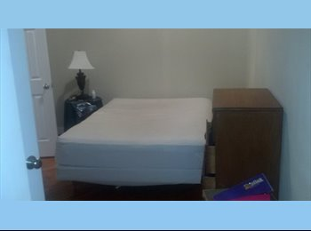 Looking for Roommate for 2 Bedroom Apartment Close