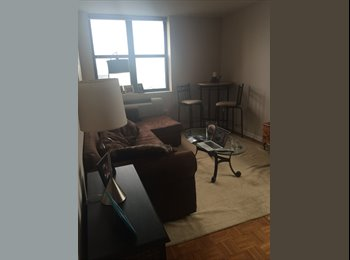 EasyRoommate US - 1 Bedroom, near PATH, amazing views of NYC - Hoboken, Central Jersey - $1,481 pcm