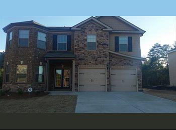 EasyRoommate US - Bedroom Rental Available in Suburban Home! - Southern Fulton County, Atlanta - $550 /mo