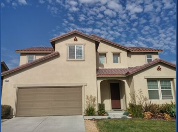 EasyRoommate US - Spacious room in our new home! - Corona, Southeast California - $500 /mo