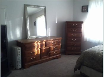 Clean furnished bedroom/house share 3 mi. to AT&T