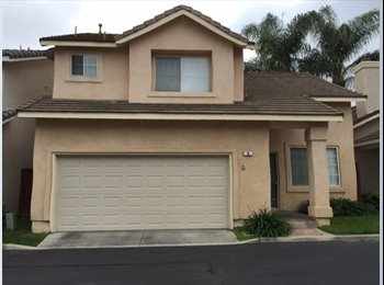 EasyRoommate US - $2675 / 4br - 1700ft2 - 4 bed-room house at Aliso - Aliso Viejo, Orange County - $2,690 pcm