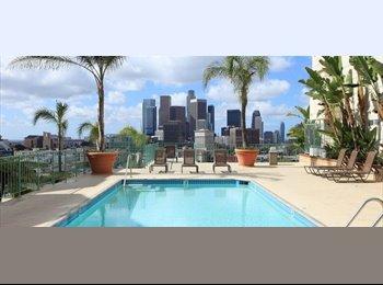EasyRoommate US - Luxury one bedroom  - Little Tokyo, Los Angeles - $1,595 pcm