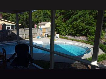 (N.E.)Room for Rent $600 INCLUDES POOL IN BACKYARD (Near...