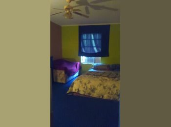 2 Rooms for rent. Not Shared room/bath. Cable, Wi-Fi,...