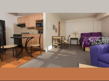 EasyRoommate US - Only apartments on ECU campus!Ill pay $200 a month - Greenville, Other-North Carolina - $525 pcm