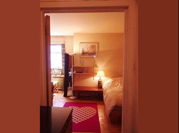EasyRoommate US - Furnished  in Midtown West available from Aug on. - Midtown West, New York City - $1,050 pcm