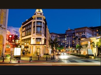 Amazing place in the heart of Beverly Hills