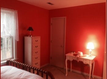 EasyRoommate US - Beautiful Furnished Room Available Now - Includes Utilities, Richmond - $600 /mo