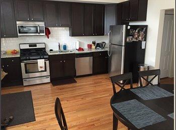 EasyRoommate US - 3 bed apartment - Logan Square, Chicago - $720 pcm