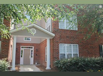 EasyRoommate US - Looking for two roommates for apt in Greensboro - Burlington, Greensboro - $380 pcm